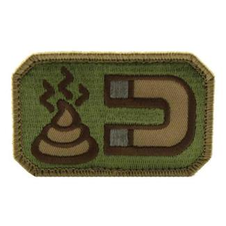 Mil-Spec Monkey Shit Magnet Patch Arid