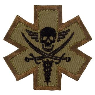 Mil-Spec Monkey Tactical Medic - Pirate Patch Forest