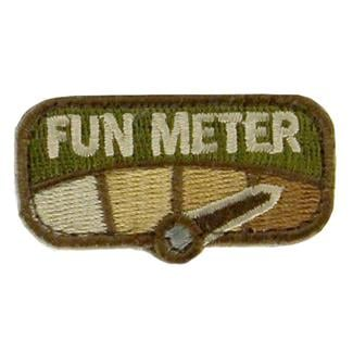 Mil-Spec Monkey Fun Meter Patch MultiCam