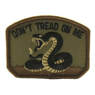 Mil-Spec Monkey Don't Tread Patch Forest