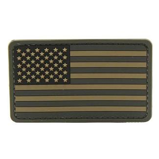 Mil-Spec Monkey US Flag PVC Patch ACU-Dark
