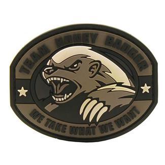 Mil-Spec Monkey Honey Badger PVC Patch Swat