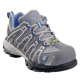 Nautilus 1391 Athletic CT Gray / Periwinkle