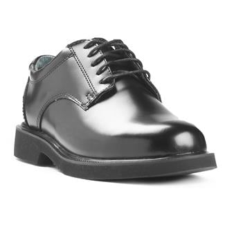 Thorogood Uniform Classic Leather Academy Oxford Black
