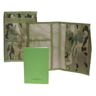 Mercury Tactical Gear Leadership Book Cover MultiCam