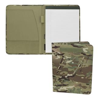 Mercury Tactical Gear Zippered Padfolio MultiCam