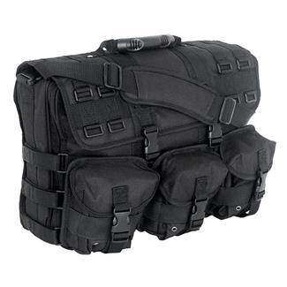 Mercury Tactical Gear Computer Messenger Bag Black