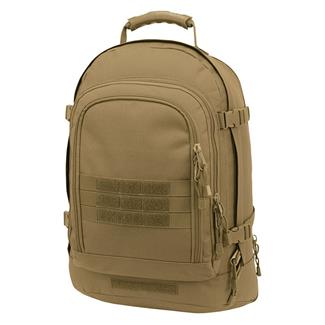 Mercury Tactical Gear Three Day Backpack Coyote