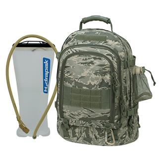 Mercury Tactical Gear Tac Pak with Hydrapak Air Force Digital