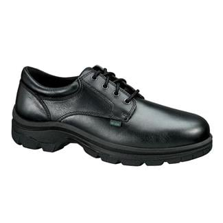 Thorogood Softstreets Plain Toe Oxford Black