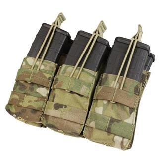 Condor Triple Stacker M4 Mag Pouch MultiCam