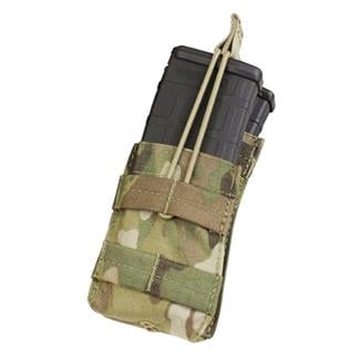 Condor Single Stacker M4 Mag Pouch MultiCam