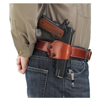 Galco Yaqui Slide Belt Holster Tan