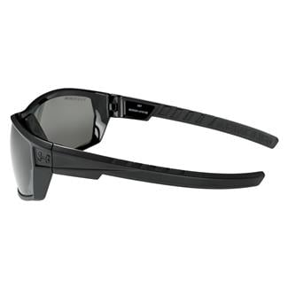 Under Armour Ranger Storm Satin Black (frame) - Gray Storm Polarized (lens)