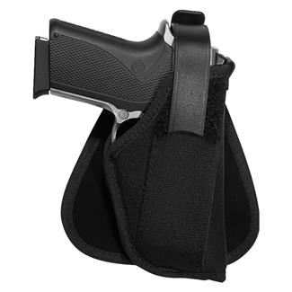 Uncle Mike's Paddle Holster Black