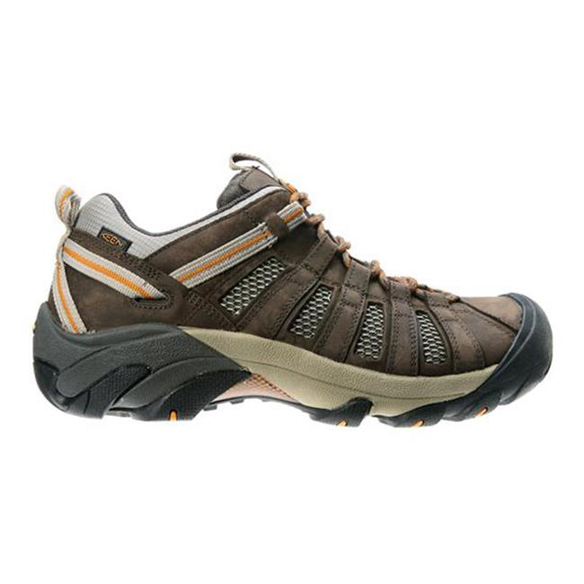 Keen Voyageur. 5 star rating; Item #: 1002570; $114.95. Color: Black Olive  / Inca Gold