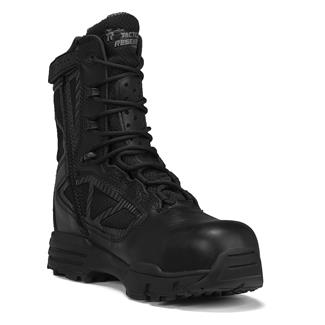 Tactical Research Chrome Composite Toe Side-Zip Waterproof Boots