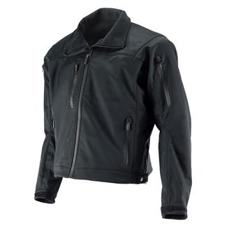 TRU-SPEC 24-7 Series Short LE Softshell Jacket Black