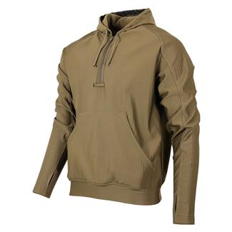 TRU-SPEC 24-7 Series Grid Fleece Hoodie Coyote