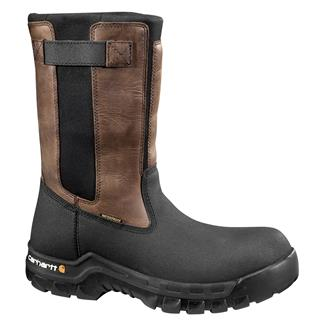 Carhartt Rugged-Flex Mud Wellington CT WP Brown Oil Tanned / Black Coated