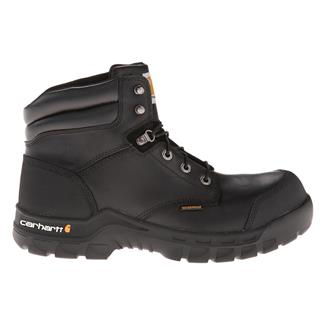 "Carhartt 6"" Rugged Flex CT WP Black Oil Tanned"