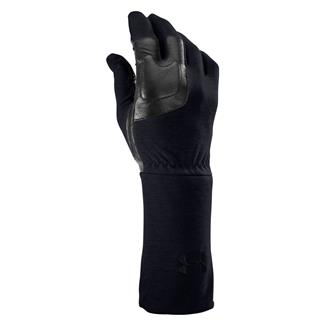 Under Armour Tac FR Liner Gloves Dark Navy Blue