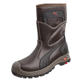 Puma Safety Rigger Boot CT Brown
