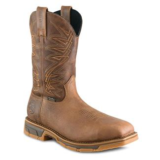 Irish Setter Marshall Pull-On ST WP Brown