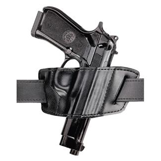 Safariland Open Top Concealment Belt Slide Holster Black Plain