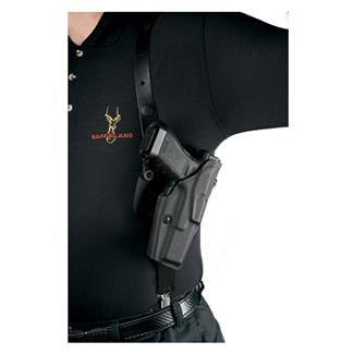 Safariland ALS Shoulder Holster Plain Black