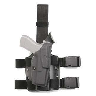 Safariland ALS Tactical Thigh Holster STX Tactical Black