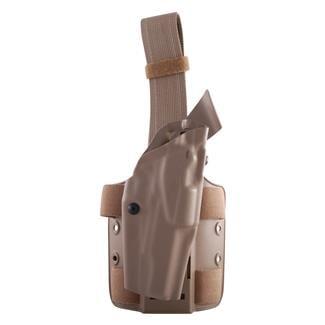 Safariland ALS Tactical Thigh Holster STX Tactical FDE Brown