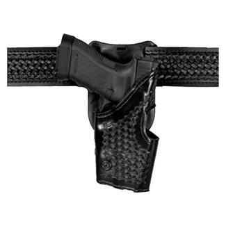 Safariland Low Ride Level II Retention Holster Black Basket Weave