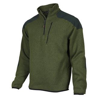 5.11 Tactical Quarter Zip Sweater Field Green