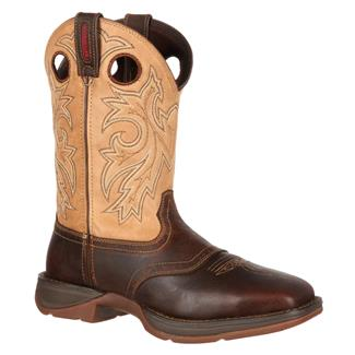 Durango Rebel Saddle Up Brown / Tan