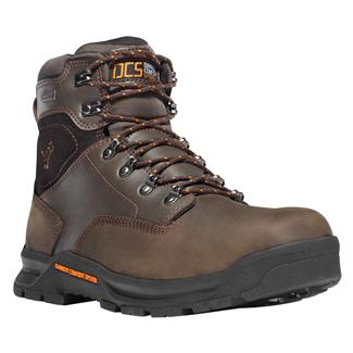 "Danner 6"" Crafter CT WP Brown"