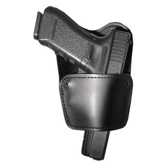 Gould & Goodrich Concealment Belt Slide Holster with Removable Body Shield Black