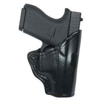 Gould & Goodrich Concealment Belt Slide Tension Holster Black