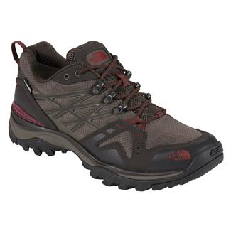 The North Face Hedgehog Fastpack GTX Coffee Brown / Rosewood Red
