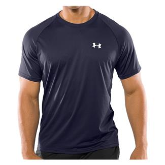 Under Armour Tech T-Shirt Midnight Navy / White