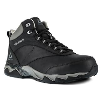 "Reebok 6"" Beamer CT WP Black / Gray"