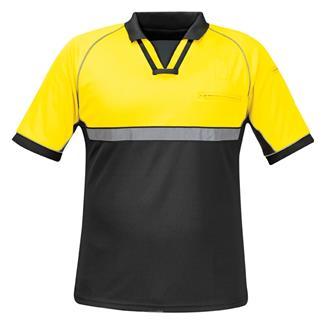Propper Bike Patrol Polo Traffic Yellow / Black
