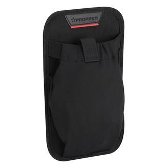 Propper 10 x 6 Stretch Dump Pocket Pouch Black