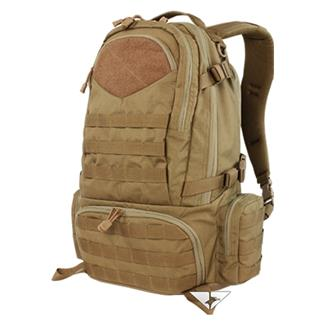 Condor Elite Titan Assault Pack Brown