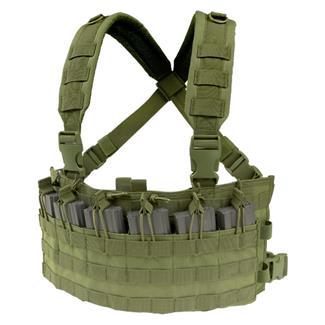 Condor MCR6 Rapid Assault Chest Rig OD Green