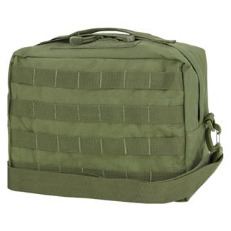Condor Utility Shoulder Bag OD Green