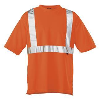 Wolverine Caution T-Shirt Hi Vis Orange