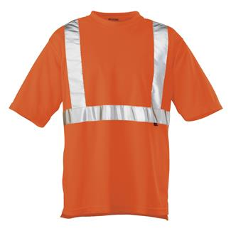 Wolverine Caution T-Shirt Hi Vis Orange
