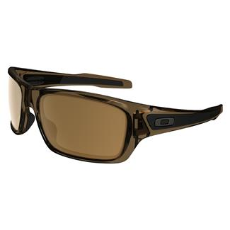 Oakley Turbine Brown Smoke (frame) - Dark Bronze (lens)