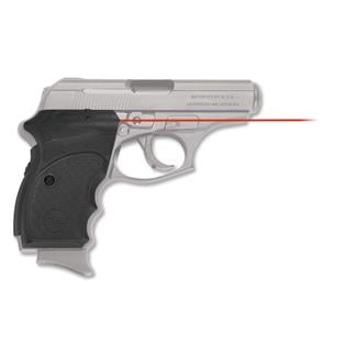 Crimson Trace LG-646 Lasergrips Black Red